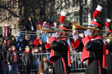 Thanksgiving trombones