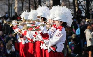 Thanksgiving trumpets