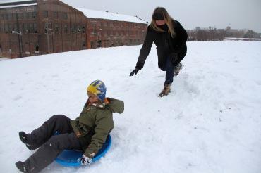 o c sled 1